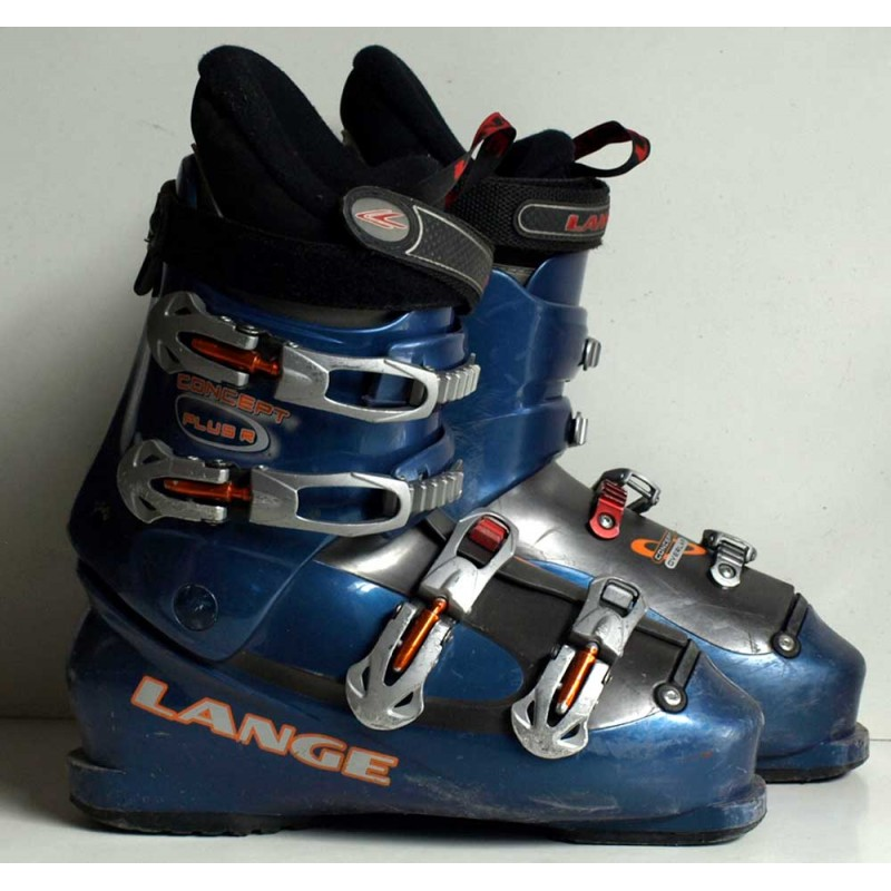 chaussure ski lange chaussure de ski adulte pas cher. Black Bedroom Furniture Sets. Home Design Ideas